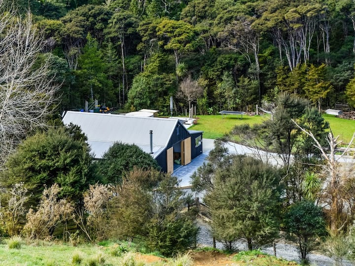 Matakana holiday retreat