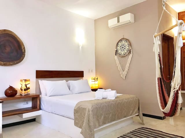 Best Location & Comfort  In Heart of Tulum  (B)
