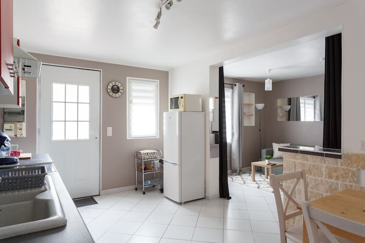Cosy Studio in a Peaceful Area • 45min from Paris