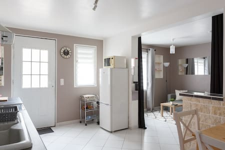 "Peaceful 2 rooms studio ""Le Cosy"" - 45min to Paris"