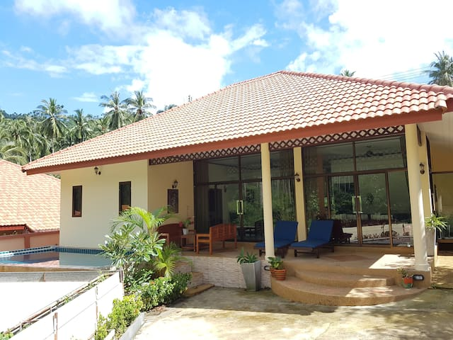 My Paradise Pool Villa - 3 bedrooms - Lamai - Ko Samui