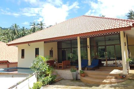 Lamai Paradise Pool Villa - 3 chambres et Piscine - Ko Samui