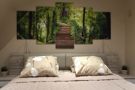 "Chambre ""Nature"" Bed and Breakfast - Trilport"