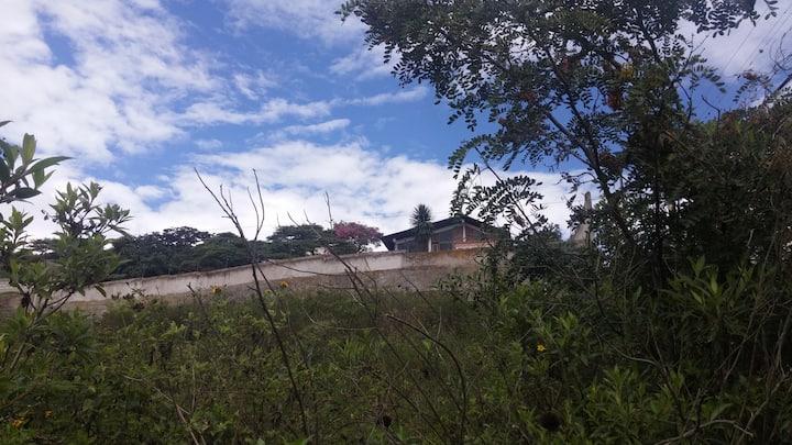 Casa con vistas en San antonio de Ibarra