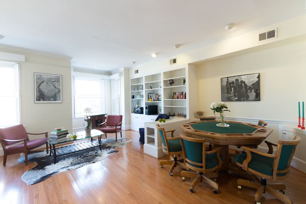 Historic Georgetown Rowhouse Apartments For Rent In Washington District Of Columbia United