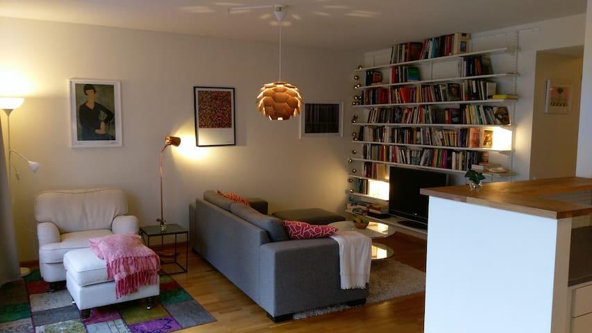 Perfect apartement for families - Estocolmo - Apartamento