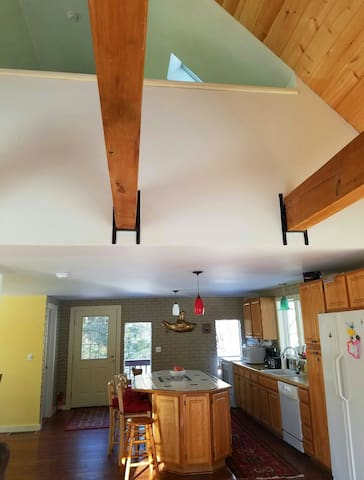 Moose Chalet- A fun vacation home - Warren - Dom