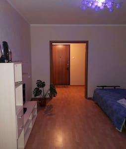 стильная квартира,с панорамны видом - Shchelkovo - Byt