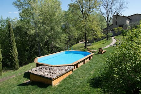 CharmingCountry House  outside Rome with Pool