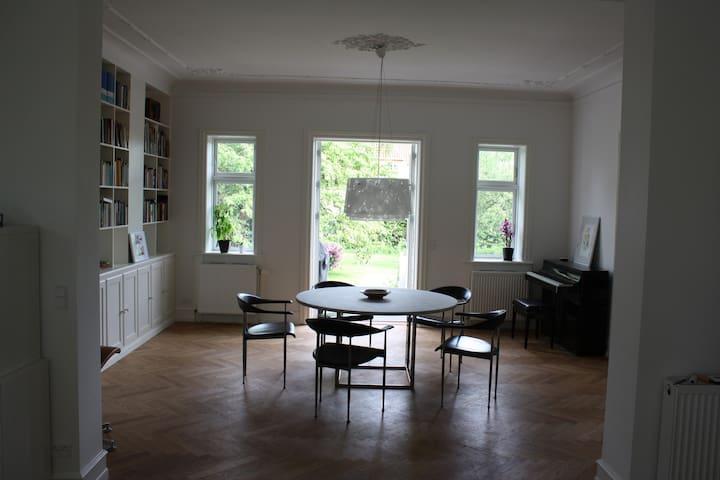 Exclusive part of Copenhagen, full home - Gentofte - Hus