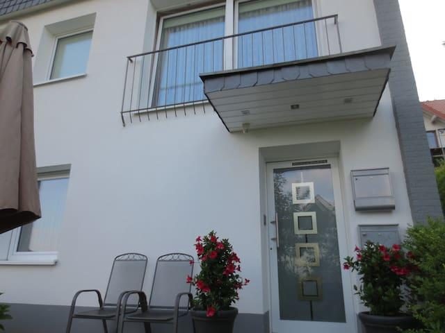 Haus am Waldrand für max. 8 Personen - Marsberg