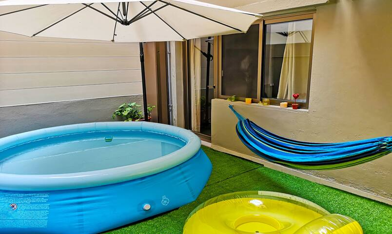 Oasis & Chill | Mar Mikhael Main Str | Central Pad