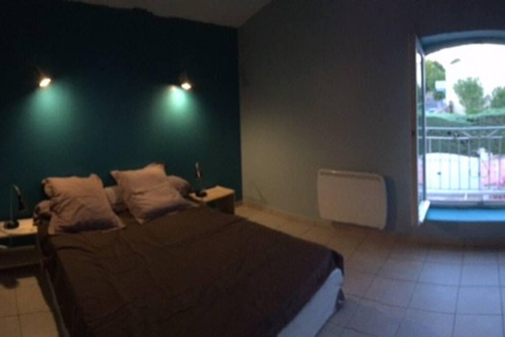 Chambre double 160