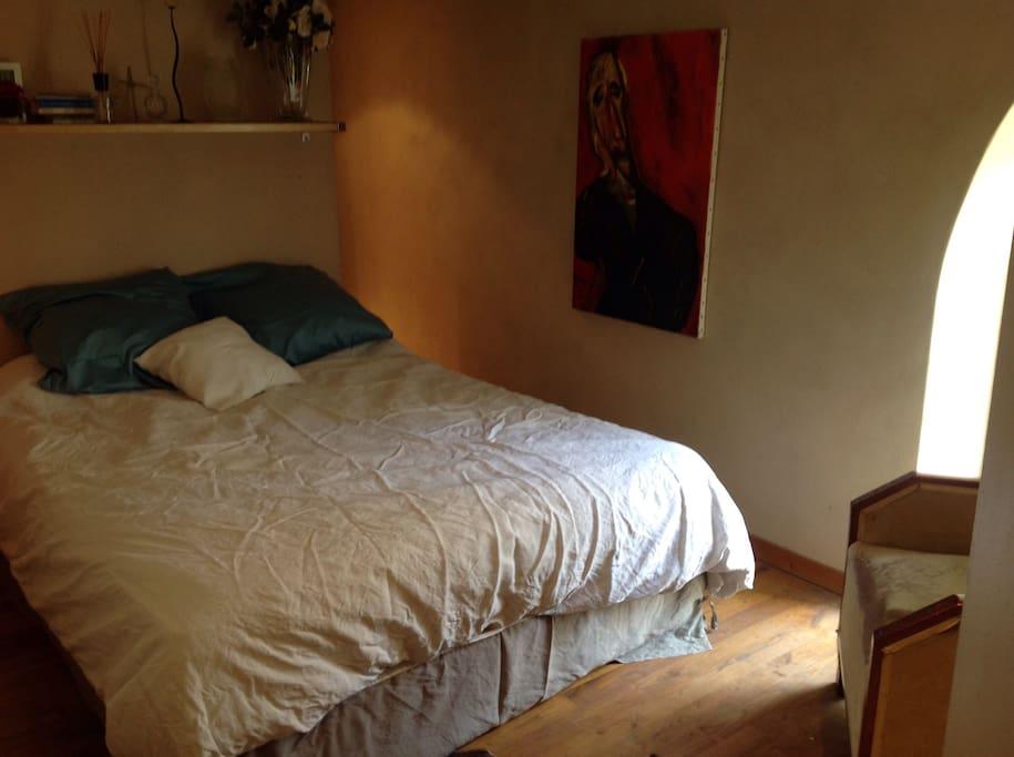 Lyon jolie chambre lieu atypique chambres d 39 h tes for Prix chambre universitaire lyon