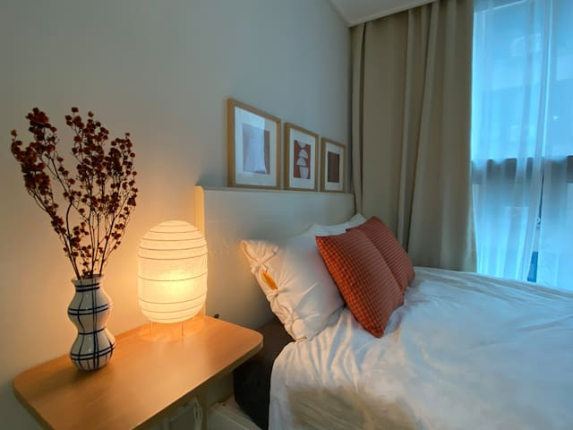M8 Open promo-5 mins to Myeong Dong st. + NEW APT