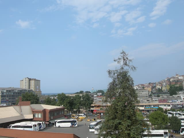 BEYOĞLU CENTER APART - Trabzon Merkez - Departamento