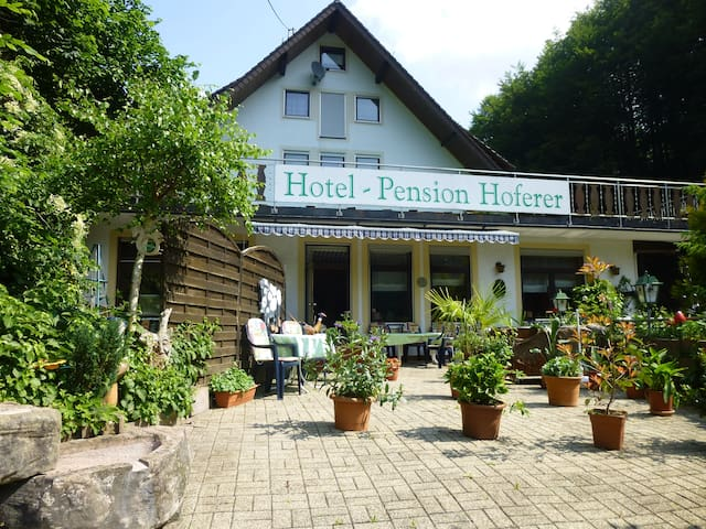 Pension Hoferer - Bad Peterstal-Griesbach - Bed & Breakfast