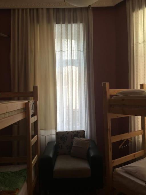 Общая комната 2