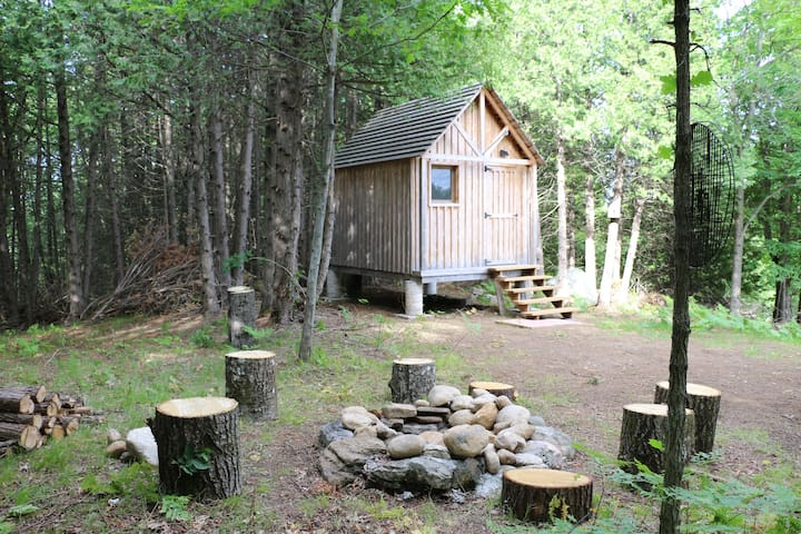 Private Bunkie In the Woods (I) + Nature Trails - Arden