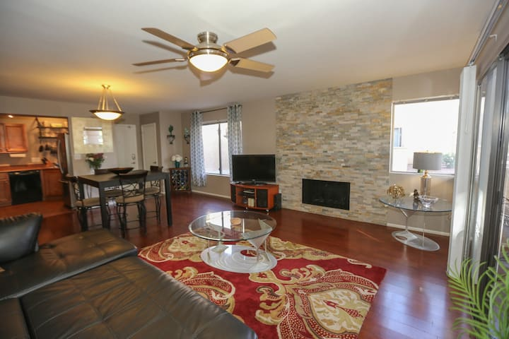 Beautiful fully equipped furnished rental w/ gated