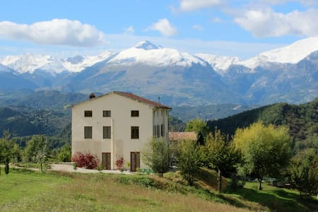 Casa Pini Apartment, Spectacular Mountain Views