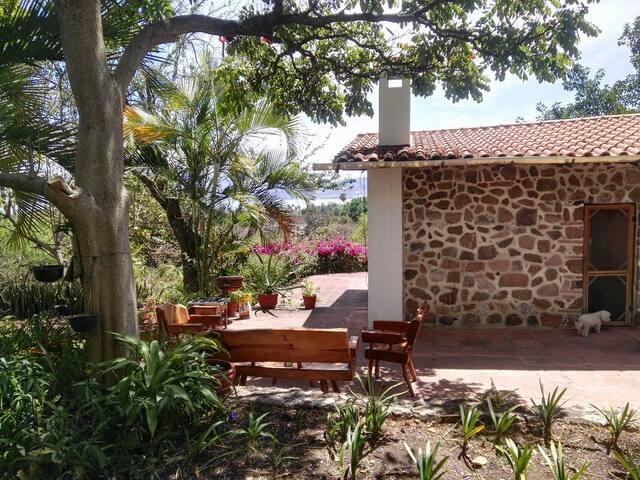 Casa De Campo En Jocotepec
