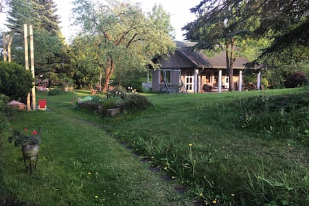 Migunu Holiday Cottage Vilnius(Garden,BBQ & SAUNA)