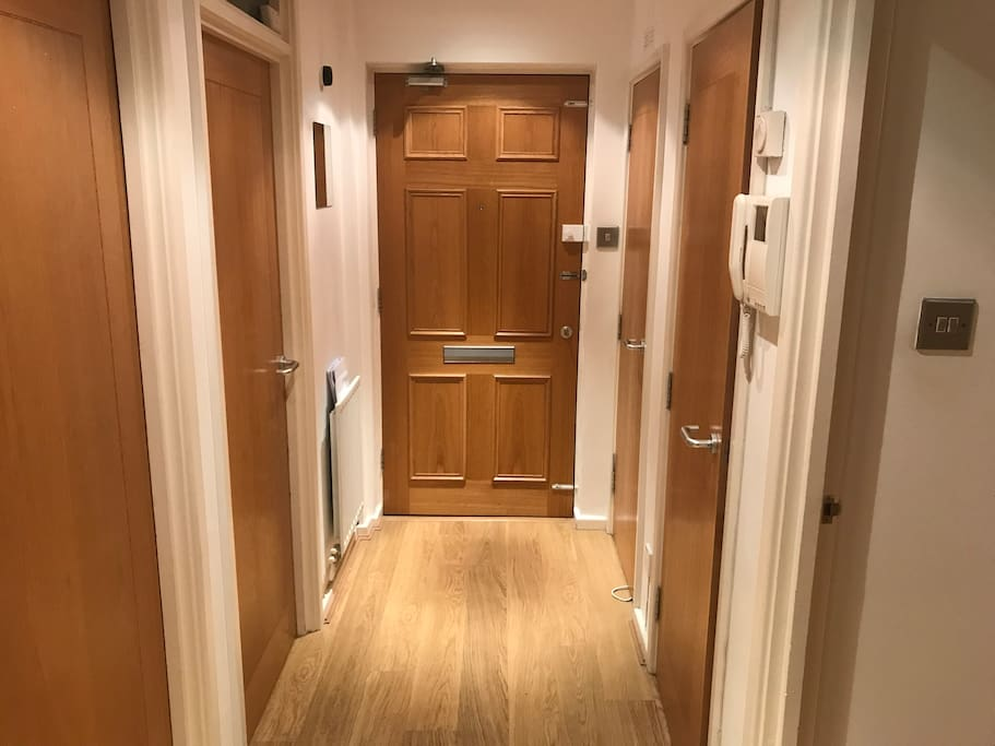 Rare Newly refurbished ultra design doors in Central London