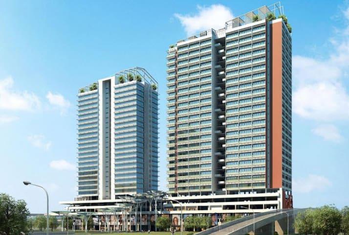 DEX @ KIARA EAST - Kuala Lumpur - Apartamento