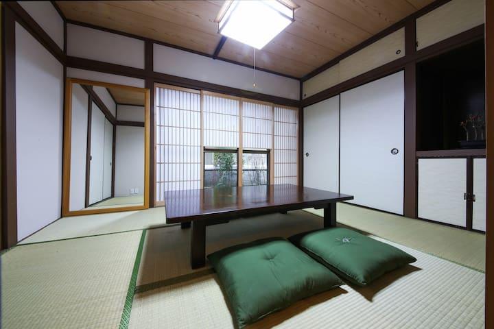 3 Bedroom 2 Story House in Shinjuku【4min to Metro】 - Shinjuku