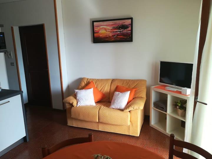 Appartamento Girasole con vista panoramica