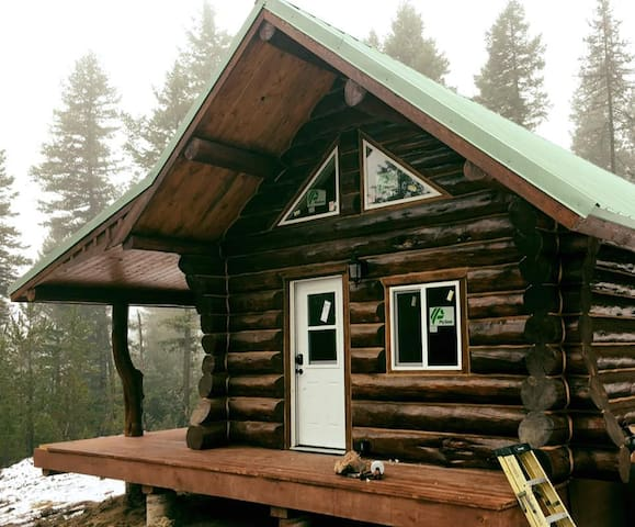 The Ruffed Grouse Cabin