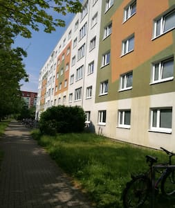 Zimmer in Greifswald mit Küche und Bad - Apartment