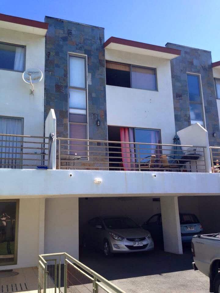 Duplex Hermosa vista en Con Con  Playas