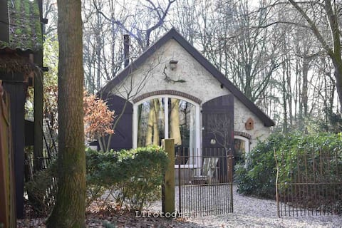 Горска къща с печка на дърва