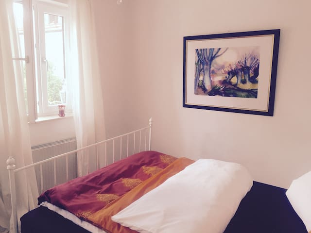 dolce vita guesthouse: Oase mitten in der Stadt - Freising - Guesthouse