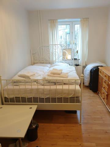 Cozy and comfy apartment near central Copenhagen