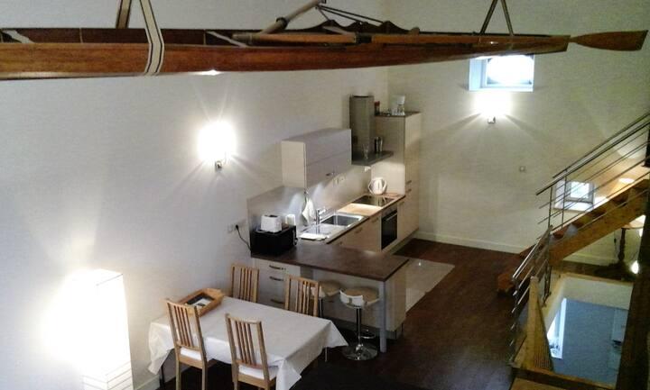 Loft a Divonne les Bains