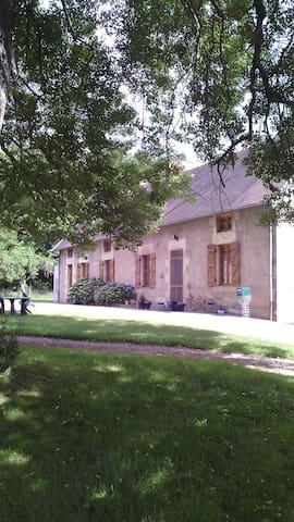 Séjour et repos à la campagne - Lapalisse - House