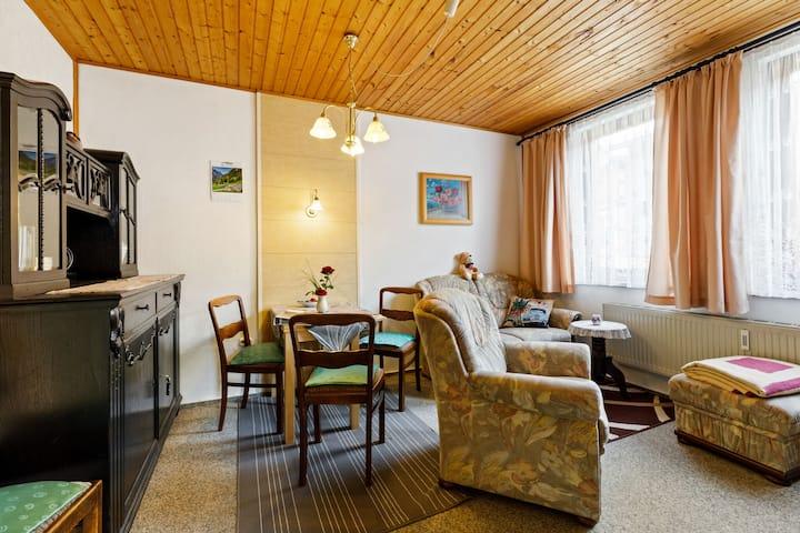 Gemütliches Ferienhaus in Waldnähe in Zella-Mehlis Thüringen