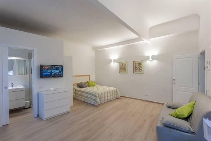 Elegant flat near Piazza Santo Spirito