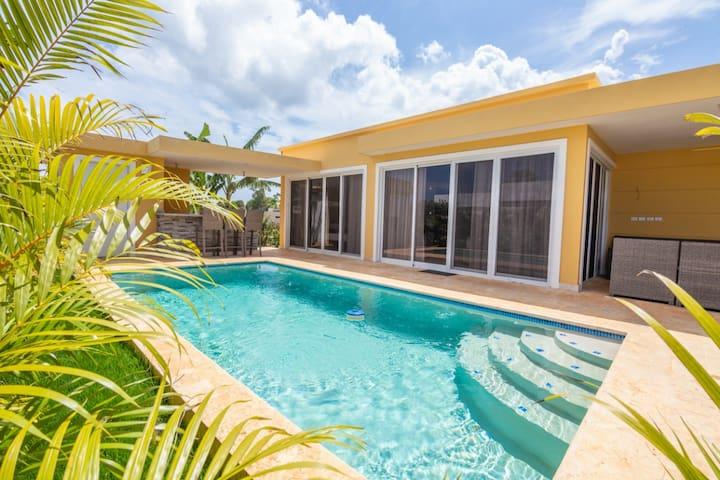 Carribean Paradise Villa 917 Pool and Maid service