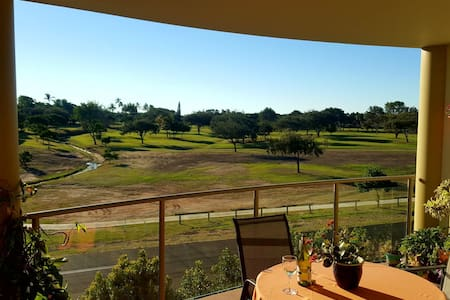 Stunning View/ Stunning Apartment - Long Term Stay