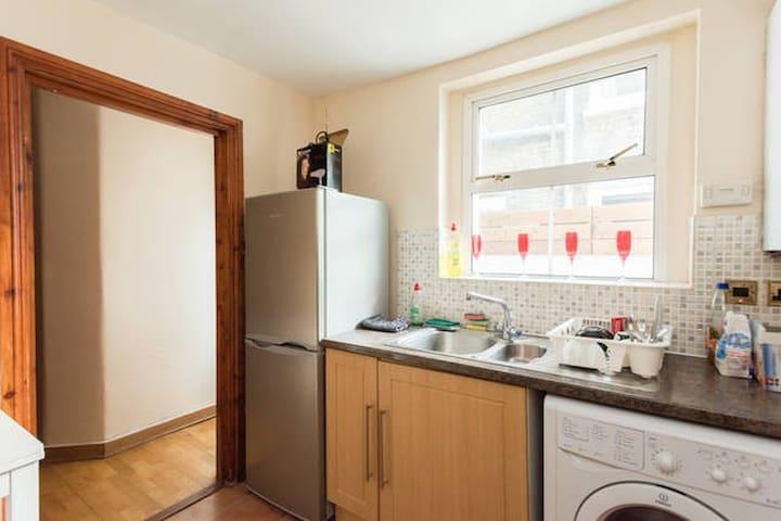 Super Single Room in Central London near Big Ben - London - Hus