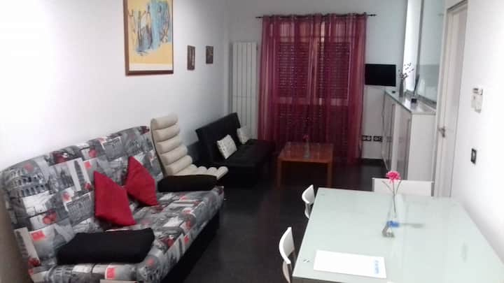 Apartamento 1C - Céntrico y espacioso