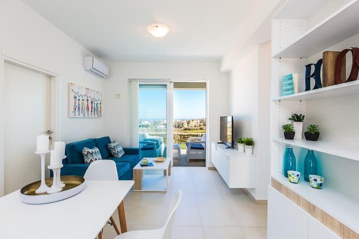 Triton Sea View Villa 17-Two bedroom villa!