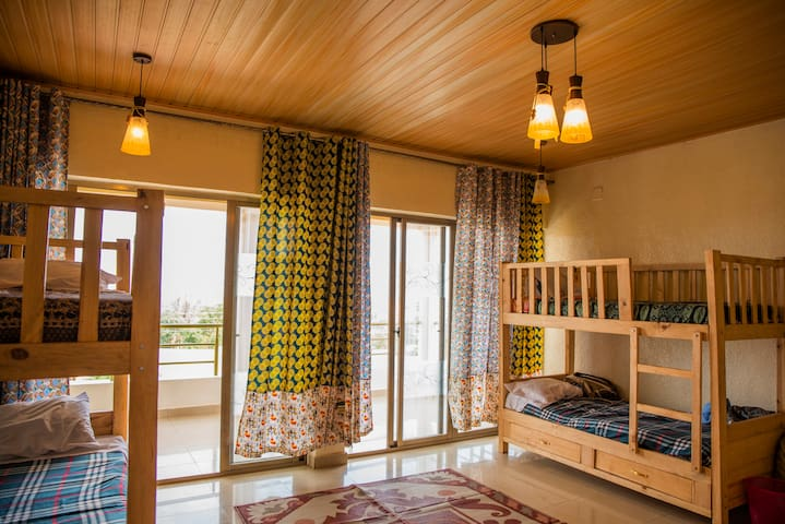 Kigali Castle Backpackers Hostel