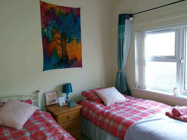 Private room in a newly decorated Terraced House