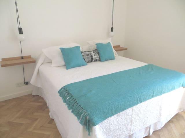 Sunny Recoleta apartment