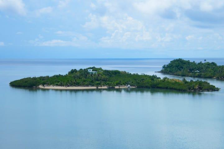 Morel's Private Island